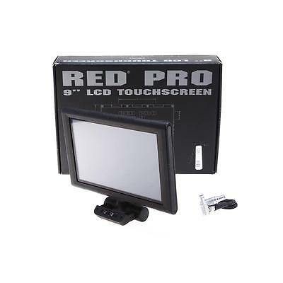 RED TOUCH 9-inch Monitor - Mfr# 730-0011 with Original Box