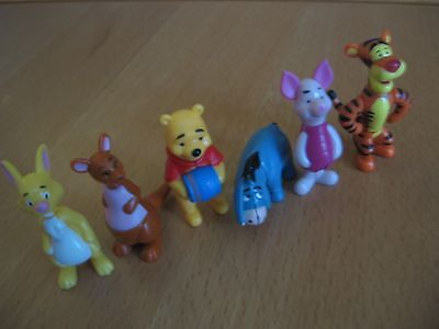 "Serie Complete Montable  Lolly Surprise ""Winnie L'ourson & Ses Amis"" (No Kinder)"