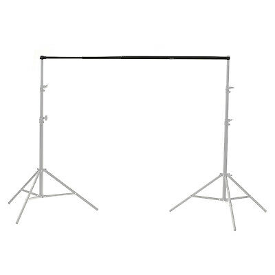 PhotR 3m Telescopic Crossbar Background Backdrop Support Cross Pole Photo Studio