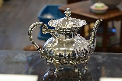 Sterling Silver Tea Pot 605 Grams