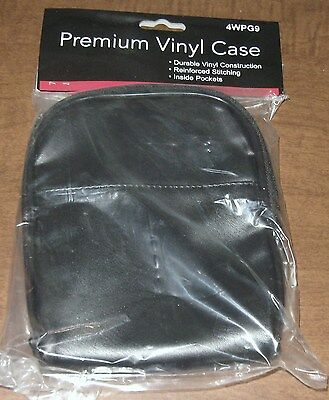 "4WPG9 Carrying Case, Soft, Vinyl, 1.3 x5.7x7.0 "" for small meters and test lead"