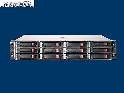 HPE D2600 DISK Enclosure 4x 600GB 12G SAS 15K 3 5