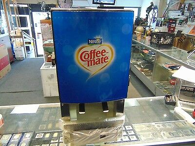 Silver King Refrigerated Cream Dispenser Coffee-Mate Coffee Creamer BRAND NEW !