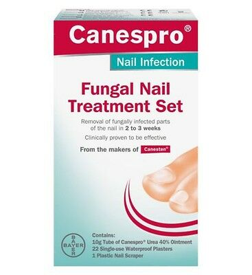 CANESPRO NAIL INFECTION FUNGAL TREATMENT SET FREE POSTAGE 1st CLASS SIGNED