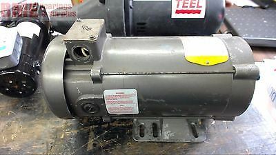 Baldor Cdp3445 1 Hp Dc Motor 90 Volts, 10 Amps, Pm, 1750 Rpm, 56C Frame