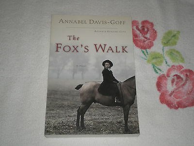 The Foxs Walk By Annabel Davis Goff English Paperback Book Free