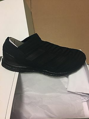 68872a5df62ba Adidas Nemeziz Tango 17+ 360 Ultra Boost Triple Black size 10 US Limited