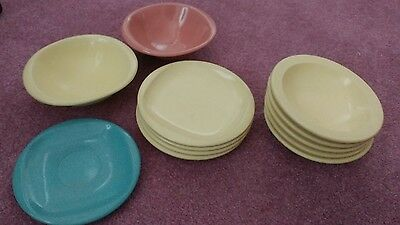 Vintage Boonton Ware Belle Dishes