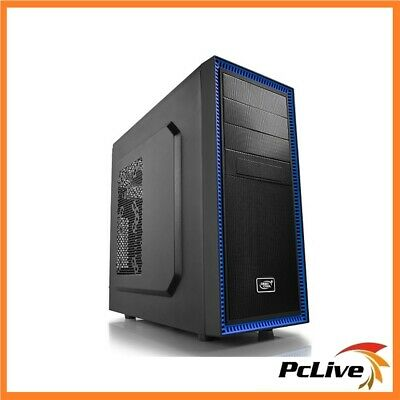 NEW Deepcool TESSERACT BF ATX Case Quiet USB 3.0 Black Computer Mid Tower
