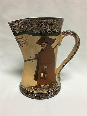 Royal Doulton Watchman Pitcher Jug 7 5/8""