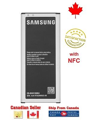 Original OEM Samsung Galaxy Note Edge Battery + NFC SM-N915 EB-BN915BBU 3000mAh