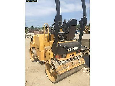 2009 CATERPILLAR CB24 Rollers