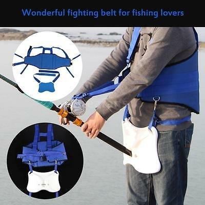 High Quality Stand Up Fishing Fighting Belt Outdoor Offshore Big Fish Sea N9O7