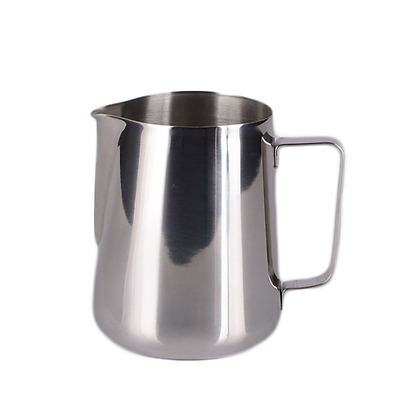 Milk Cup Frothing Pitcher Steam Stainless Steel Espresso Latte Art Coffee 5 Oz