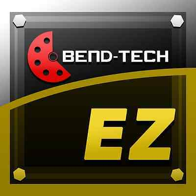 Bend Tech EZ2D Tube Pipe Bending Software  Bender