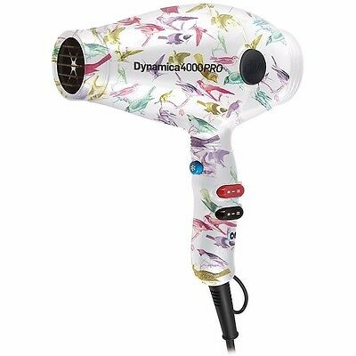 DIVA Dynamica 4000 Pro Aviary Rebel LTD EDITION  Hair Dryer NEW FREE DELIVERY