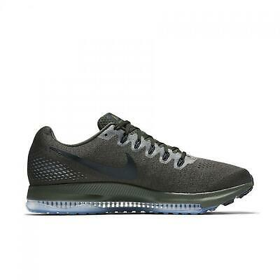 competitive price 454fa f32ff Mens NIKE ZOOM ALL OUT LOW Sequoia Trainers 878670 301