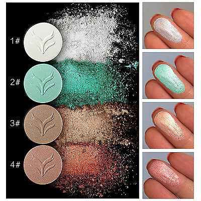 Beauty Makeup Frost Highlighter Face Shadows Glow Powders Eyeshadow Cosmetic