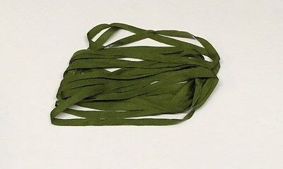 YLI Silk Ribbon 4mm x 3m - Shade 072 - Olive