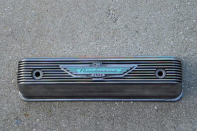 1955-1957 Ford,thunderbird Nice Valve Cover Y-Block,312, 292, 272