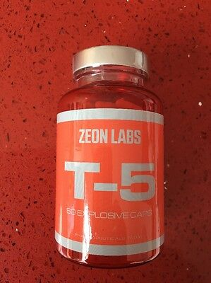 T5 extreme fat burners zion labs, Energy, Fat Strippers, Pre Workout, zeon labs