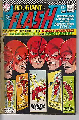 Flash 169 -  1967 - 80-page Giant - Very Good