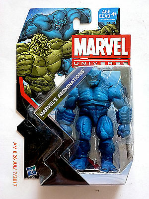 Marvel Universe A-Bomb Action Figure! New! Unopened!