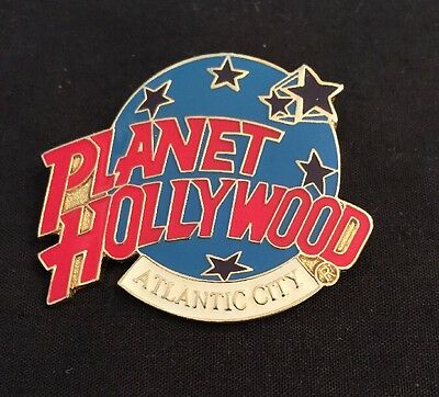 Planet Hollywood Atlantic City Pin
