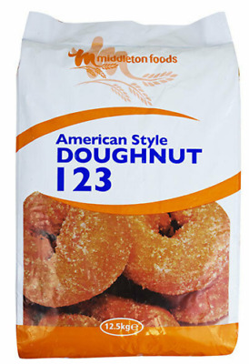 25kg AMERICAN STYLE DOUGHNUT Donut MIX, JUST ADD WATER Bulk Bag Caterers Pack