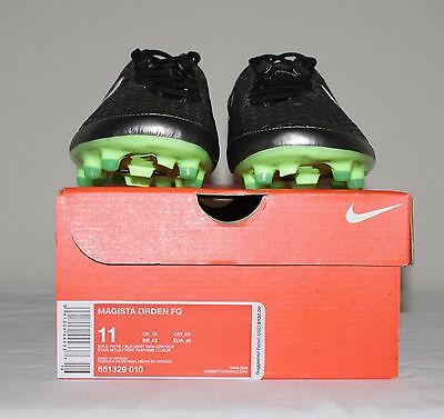45d692f8c Nike Men Magista Orden FG Soccer Cleats size 11 new with box style 651329- 010
