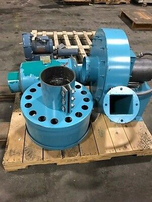 Dusenbery Trim Blower 7.5 Hp Motor Model 985702