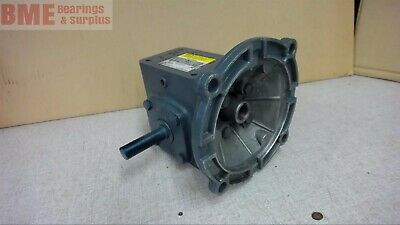 15:41 Ratio Left Angle Gear Reducer No Data Plate