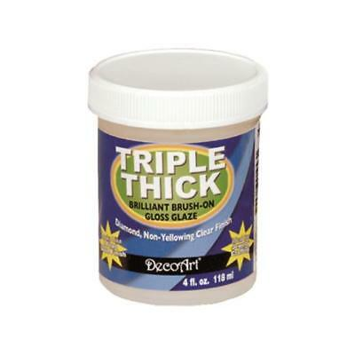 DecoArt Triple Thick Varnish