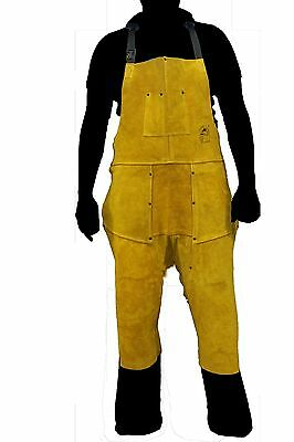 "GLOVES CASTLE WS-504 LEATHER LEG APRON size 24"" x 48"""