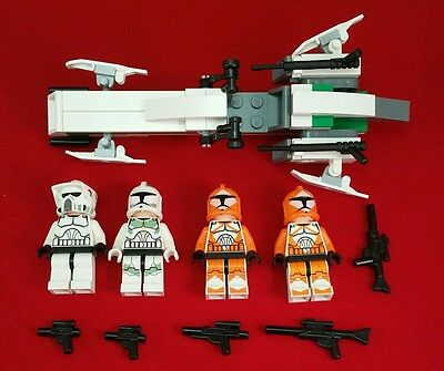 lego star wars clone trooper battle pack 7913 instructions
