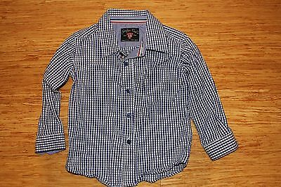 Sovereign Code Boys Shirt 18 Months Excellent Used Condition