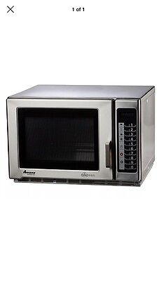 Accelerated Cooking Products RFS18TS Touch Panel Commercial Microwave Oven,1800W