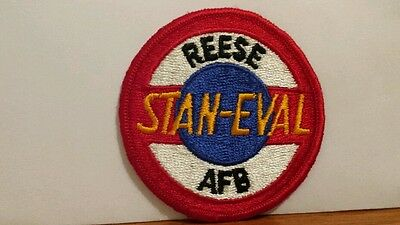 USAF 64th FLYING TRAINING WING STAN EVAL PATCH. 3 x 3 inches