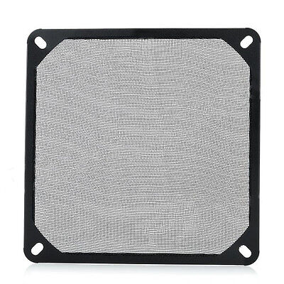 Aluminium Fan Filter Dust Proof Fine Mesh Metal Grill for PC (140 / 120 / 80 mm)