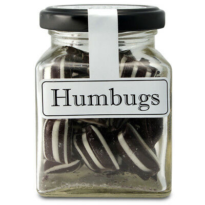NEW The Lolly Shop Humbugs 100g