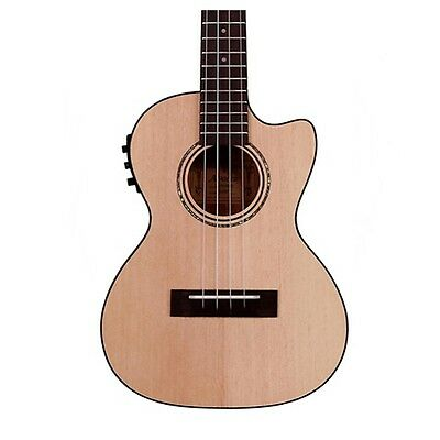Alvarez Regent RU26TCE Tenor Acoustic / Electric  Ukulele with Cutaway