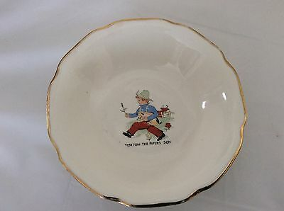 Vintage Tom Tom the Pipers Son Bowl