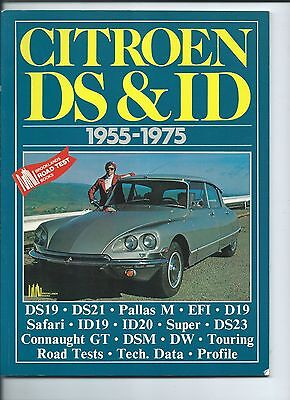 Citroen Auto Book Collection Some Rare Being Listed Ds Id 1955 1975 Brooklands