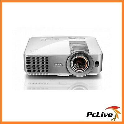 BenQ MW632ST 13000:1 DLP Projector 3200 Lumens 3D HD HDMI Speaker Short Throw