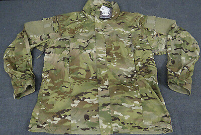 Original GEN III ECWCS OCP Multicam Jacket Size Large Reg Layer 6 New With Tags