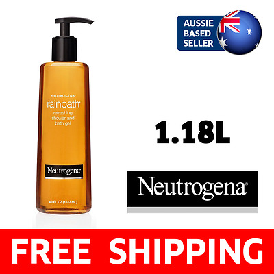 Neutrogena Rainbath Rain Refreshing Shower & Bath Gel - Large 1.18L Pump Pack