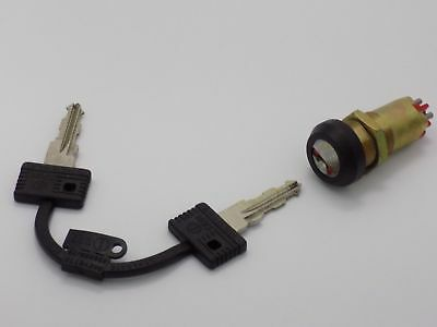 ZADI Key Switch 3 Position (On-Of-On) two Lines 10 thousand combinations- 2 keys