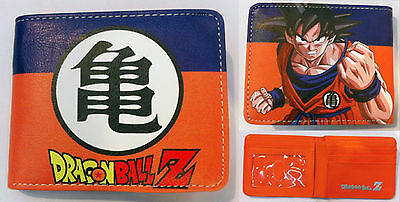 Dragon Ball Z Goku Wallet USA SELLER!!! FAST SHIPPING!