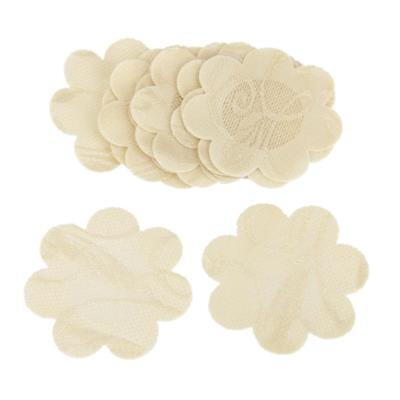 20pc Lady Invisible Self Breast Nipple Tape Cover Patches Braless Bra Lace