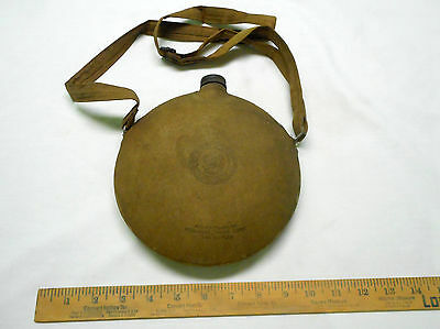 Vintage Early Boy Scouts of America BSA Canteen National Council New York City